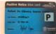 Rafa's Blue Card