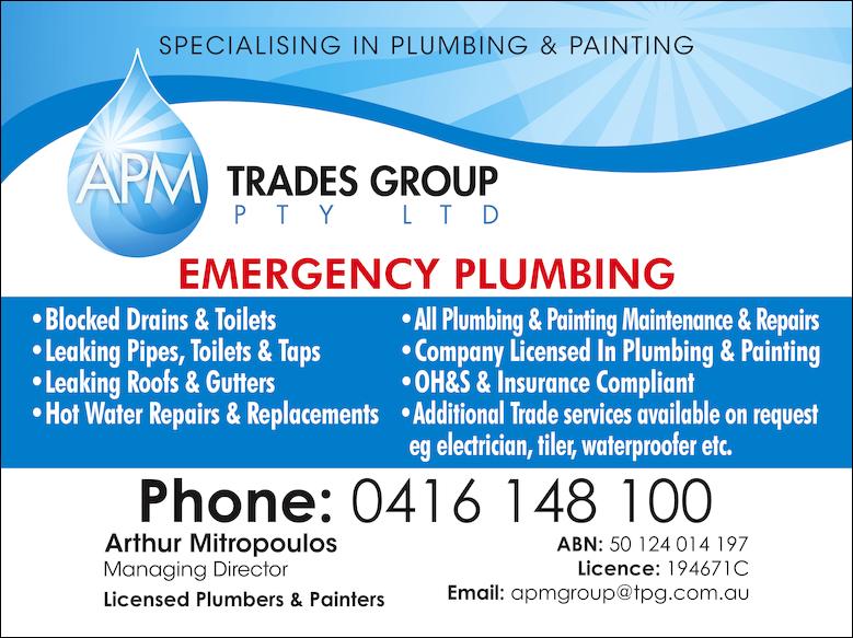Apm Trades Group Pty Ltd – Hurstville NSW – Read Reviews